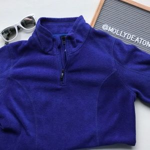 Women's Oakley Quarter Zip Fleece Pullover